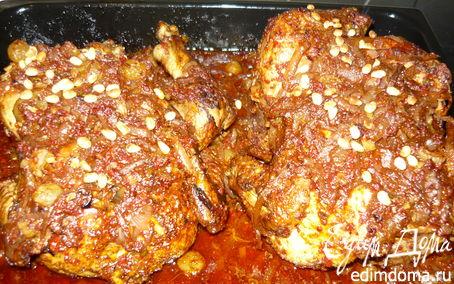 Рецепт Курица с кисло-сладким соусом от Джейми Оливера