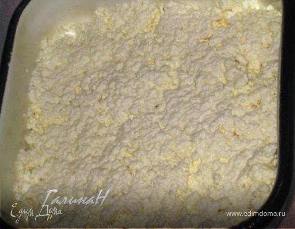 Cream cheese или Рикотта на дому