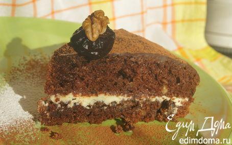 Рецепт Брутальный торт
