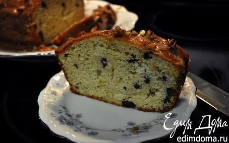 Рецепт Яблочный хлеб с пралине