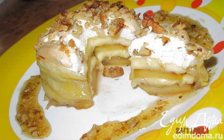 Рецепт Десерт из Нормандии