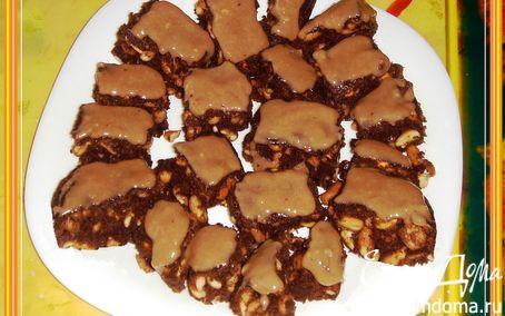 """Рецепт Брауни """"CHOCOLATE NUT PARADISE"""""""