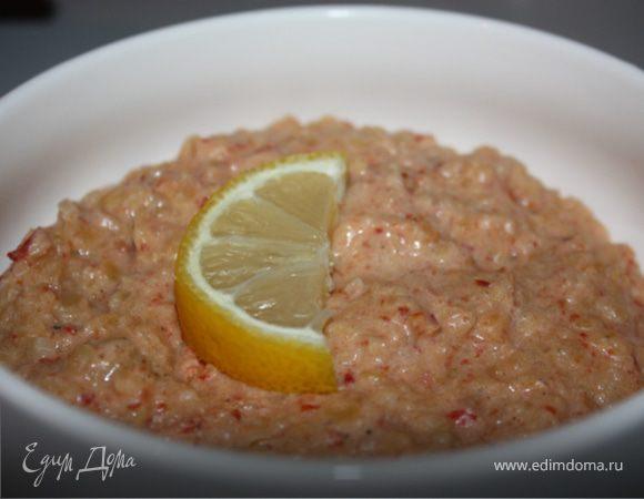 Чечевично-имбирный суп