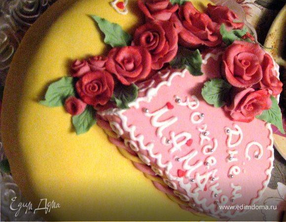 """Торт""""Для Мамы!"""""""
