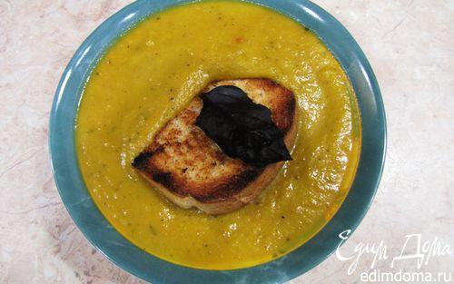 Рецепт Суп-пюре тыквенный (повтор)