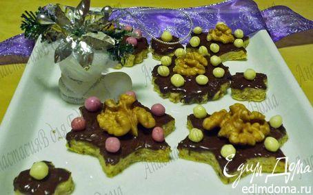 Рецепт Новогоднее печенье с кардамоном. Tescoma.
