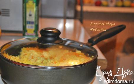 Рецепт Тайский рис с овощами. Быстрый ужин за 20 минут