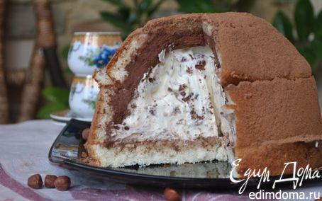 Рецепт ZUCCOTTO (Цукотто) - торт-купол