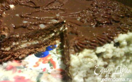 Рецепт Киевский торт для Светланы