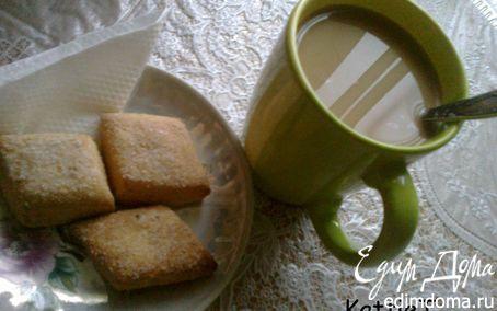 Рецепт Песочное печенье из творожного теста