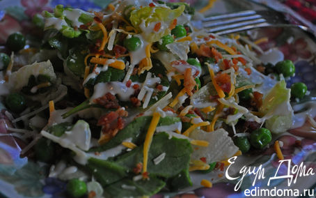 Рецепт 9 ингридиент салат