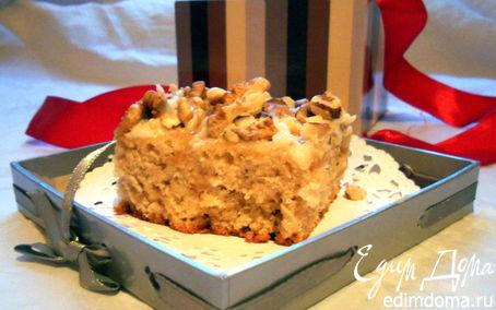 Рецепт Tescoma.Рождественский имбирный пирог