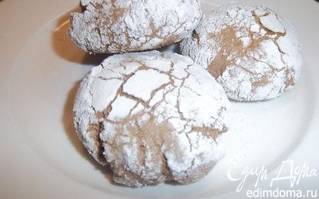 Рецепт – Печенье шоколадное