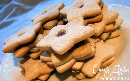 Рецепт Tescoma.Hviezdicky - очаровательное рождественское печенье:)