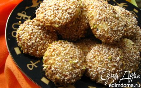 Рецепт Баразек-арабское печенье