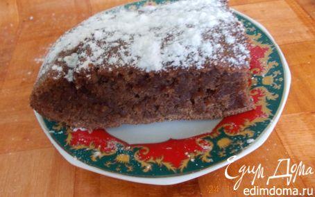 Рецепт Бананово-шоколадный пирог