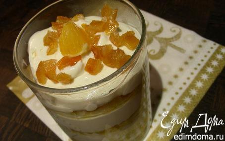 Рецепт Трайфл с апельсинами и лимончелло