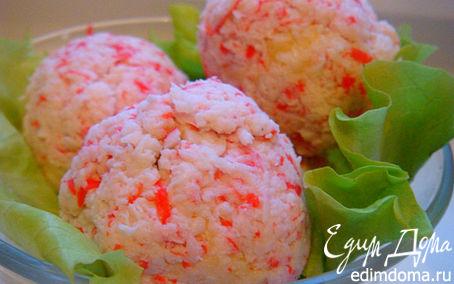 Рецепт РАФАЭЛЛО 4 сыра (закуска к Новогоднему столу)