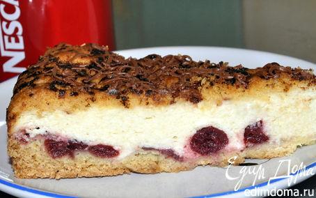 Рецепт Творожный пирог - запеканка