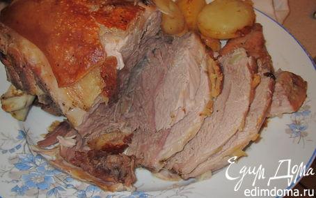 Рецепт Буженина с картошкой