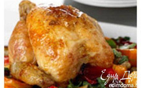 Рецепт Ароматный цыпленок по-гречески
