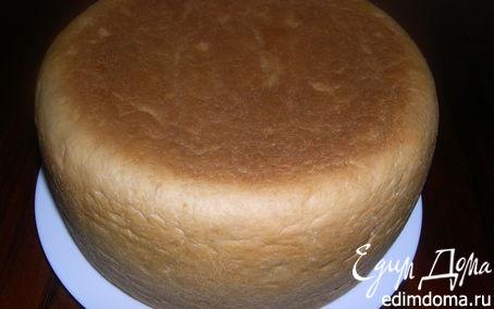 Рецепт Вкусный белый хлебушек в мультиварке