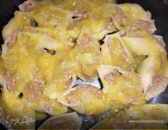 WOW! Cладкая паста с яблочным муссом под апельсиновым соусом