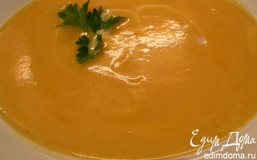 Рецепт Тыквенно-сельдерейный суп-пюре