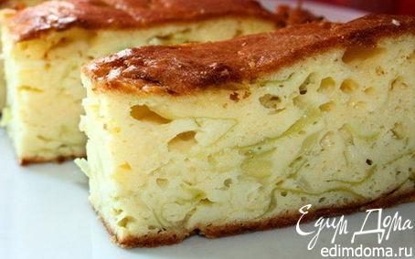 Рецепт Капустный пирог (со свежей капустой)