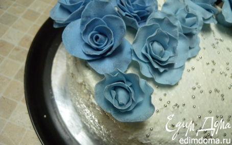 Рецепт Торт шоколадно-сливочный