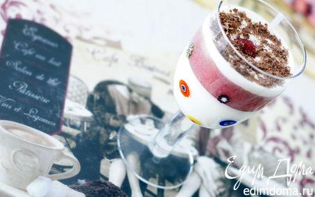 Рецепт Клубнично-йогуртовый десерт