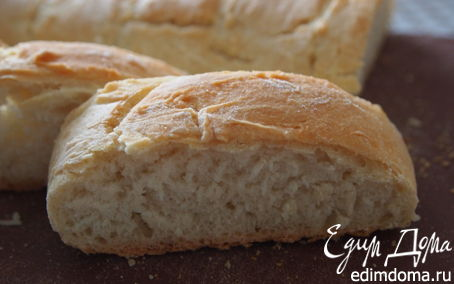 Рецепт Хлеб. Французский багет.