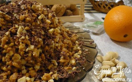 Рецепт – Муравьиная горка