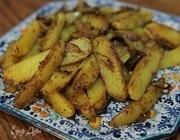 Запеченный картофель с пряностями