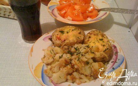 Рецепт Картофель почти по-американски