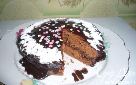 Рецепт Пирог в микроволновке