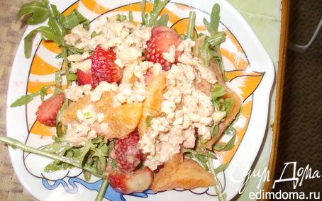 Рецепт Мандариновый салатик