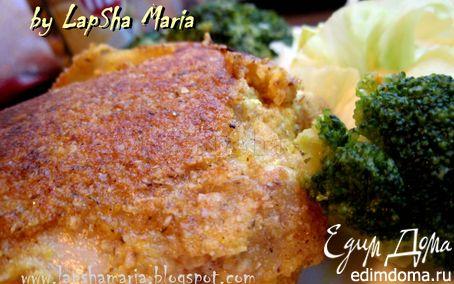 Рецепт Куриные бедра с хрустящей ароматной корочкой