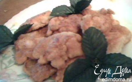 Рецепт Куриное филе в кляре