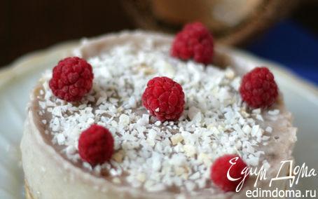 Рецепт Банановый торт-суфле с кокосовым молоком