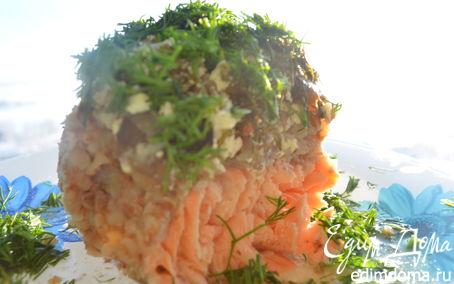 Рецепт Гречневая семга