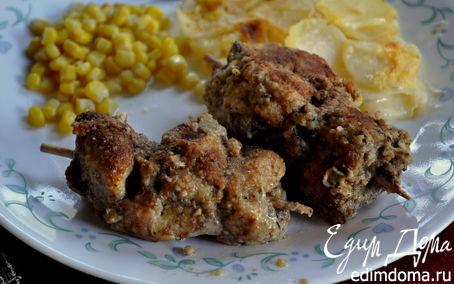 "Рецепт ""Городская курица""-City Chicken"