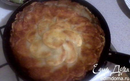 Рецепт Картофельный пирог
