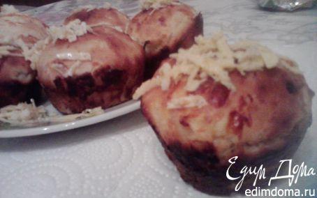Рецепт Кексы с сыром