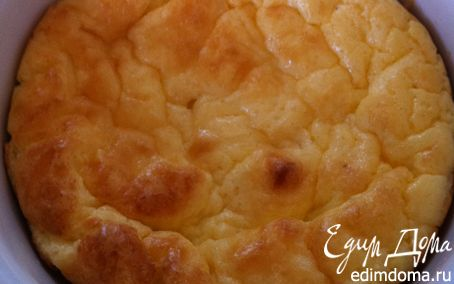 Рецепт Суфле из мягкого сыра Альметте с травами
