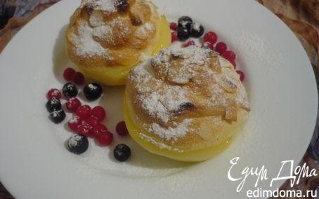 Рецепт Яблочный десерт