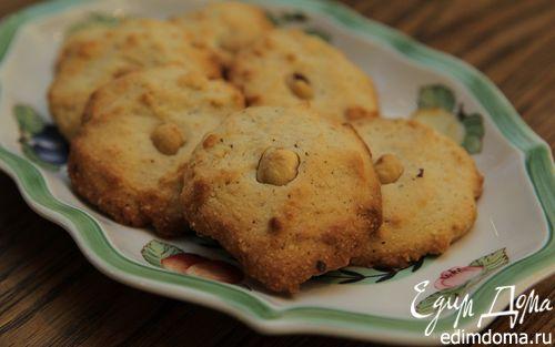 Рецепт Печенье с лесными орехами