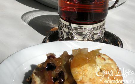 Рецепт Утренние пышки (или булочки-сконы)
