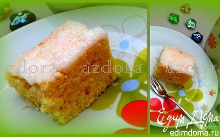Рецепт Кокосовые пирожные