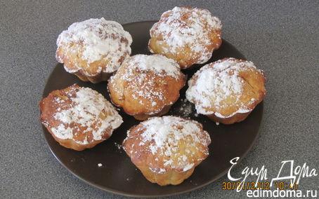 Рецепт Овсянно-яблочные кексы